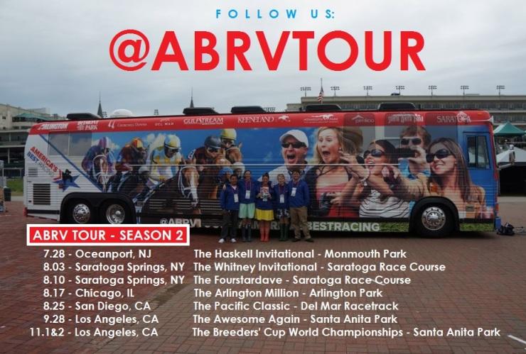 ABRV Tour Season 2