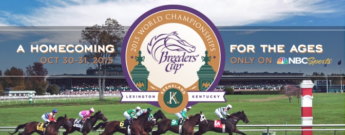 A Breeders' Cup lesson for Keeneland Opening Weekend