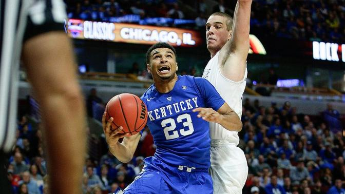 UK Basketball dismantles Duke 74-63 in Champions' Classic