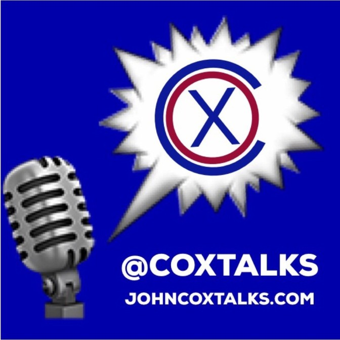 COXTALKS EPISODE 2 IS LIVE!